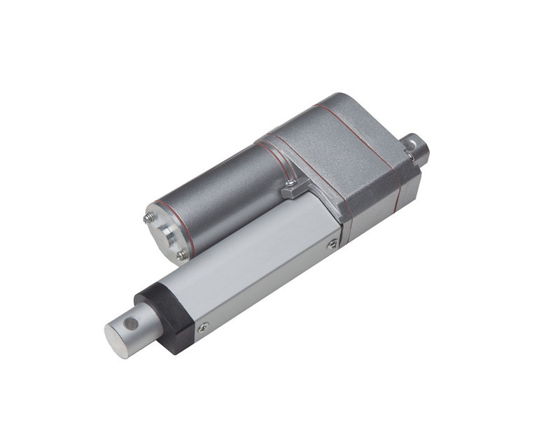 """12 v линейный Электрический привод с потенциометром, 1"""" /300 мм ход 225lbs/1000N нагрузки линейный привод с позицией отзывы"""