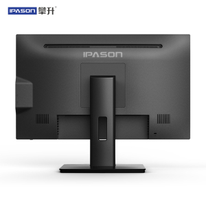 IPASON P22 21.5-inch office desktop all-in-one PC/Intel 4-core J3160 8G RAM/120G SSD/WiFi/business mouse and keyboard ultra-thin