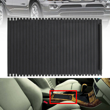 For BMW X5 E53 2000-06 Car Centre Console Cup Drink Holder Roller Shutter Cover Slide Blind Mounts Water Rack