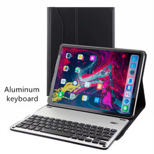 Metal Bluetooth Keyboard Case For iPad Pro11 2018 Auto Sleep/Wake Smart Protective Cover Apple 11 Coque