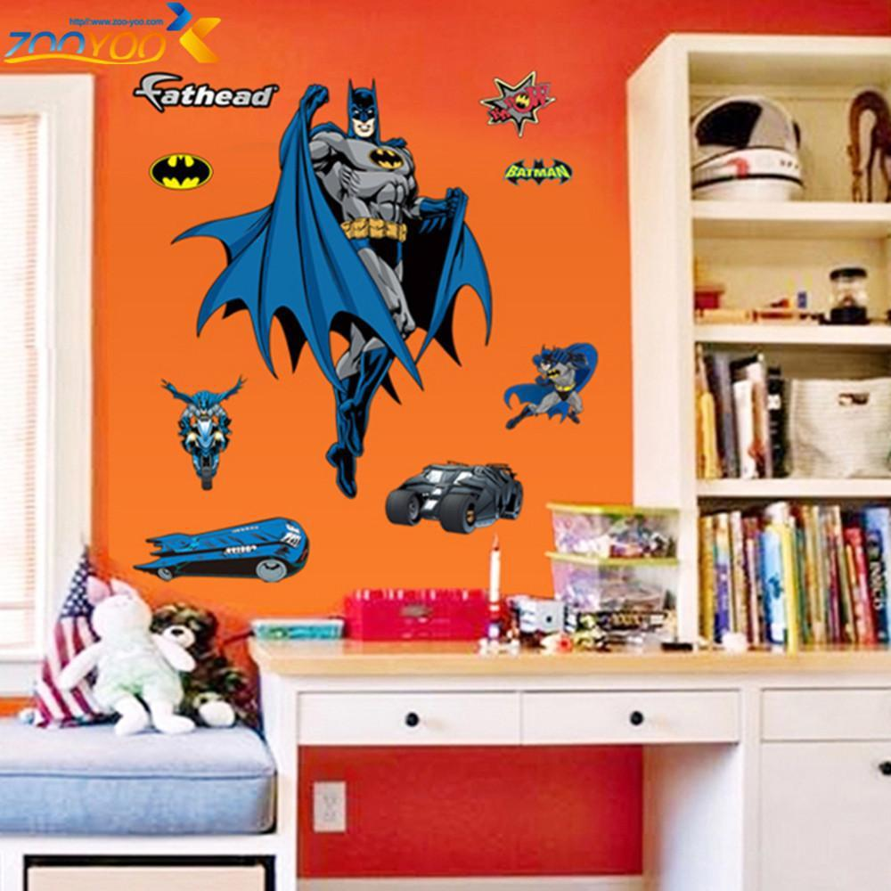 Lego Wallpaper For Bedroom Walls Compare Prices On Batman Decals Online Shopping Buy Low Price