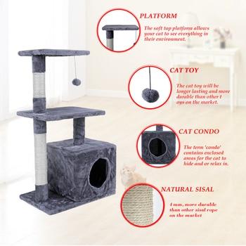 Cat Tree House Furniture 3