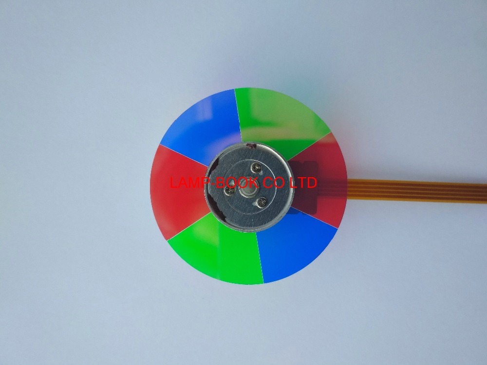 NEW COMPATIBLE COLOR WHEEL FOR OPTOMA HD50 PROJECTOR