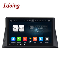 Idoing 10 1 Steering Wheel 2Din Android 6 0 8 Core 2G 32G For Honda Accord