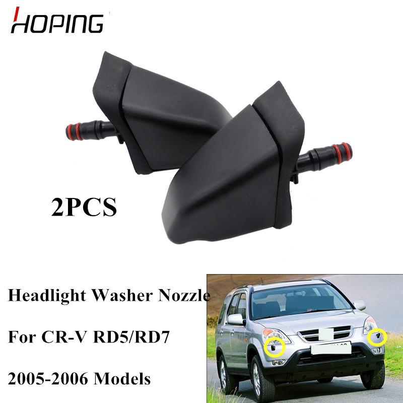 Automobiles & Motorcycles Capqx For Honda Cr-v Crv Rm1 Rm2 Rm4 2012 2013 2014 Headlamp Washer Case Headlight Washer Cover Cap Oem#76886-t0a-s01 At Any Cost