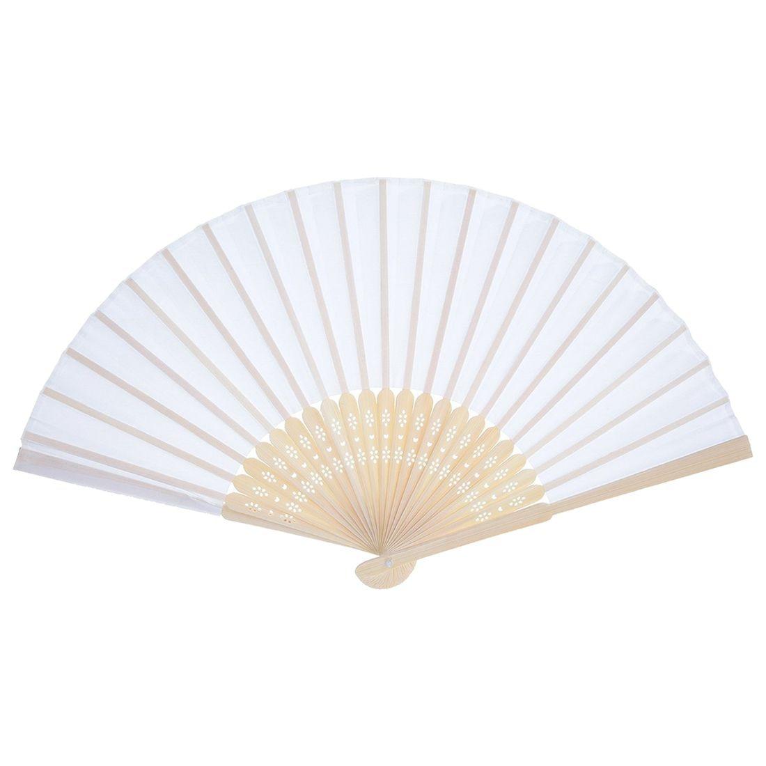 buy hot 12 pack hand held fans white. Black Bedroom Furniture Sets. Home Design Ideas