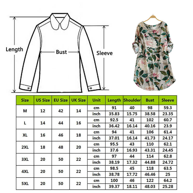 Women Plus Size 5XL O neck Floral Dresses Casual Ladies Flower Printed Long Sleeve Loose Dresses Oversize Summer Dress For Women
