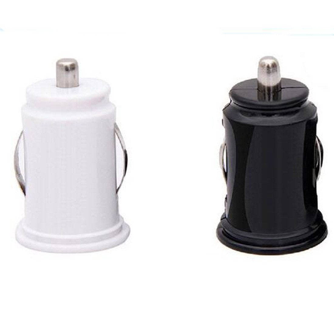 Universal 2.1A 5V Dual USB car charger 2 port Cigarette Lighter Adapter Charger USB Power Adapter For all smart phones universal convenient 5v usb adapter power bank w torch light indicator white 2 x 18650