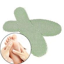1 пара натуральный Турмалин Самонагревающиеся Стельки зимние подошвы теплые стельки для рефлексотерапии для обуви нагревающиеся Самонагревающиеся стельки