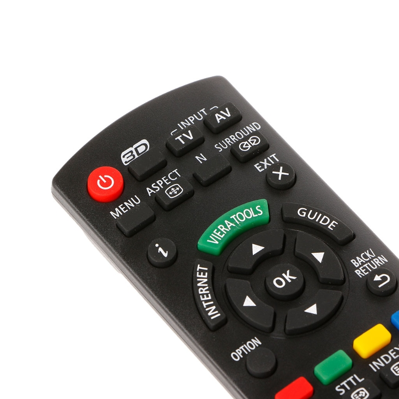 ALITER TV Remote Control Replacement N2QAYB000350 For Panasonic TV  N2QAYB000753 EUR7628030