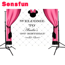 Großhandel minnie mouse curtain Gallery - Billig kaufen minnie mouse ...