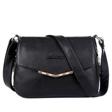 Hot Sale 2016 Fashion Women Messenger Bags Soft Cowhide Genuine Leather Crossbody Female Shoulder Bags For Women Ladies Handbags