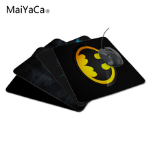 Cool Luxury Printing Custom Personality Popular Batman Logo Rectangle Gaming Non-Slip Rubber Mouse Pad