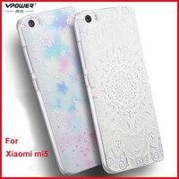 Xiaomi Mi5 Case Vpower 3c Cartoon Xiaomi M5 Back Cover Hard Cover Case House Screen Protector