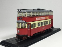 Atlas 1:87 scale Tram Feltham Tram (UCC) 1931 Diecast model
