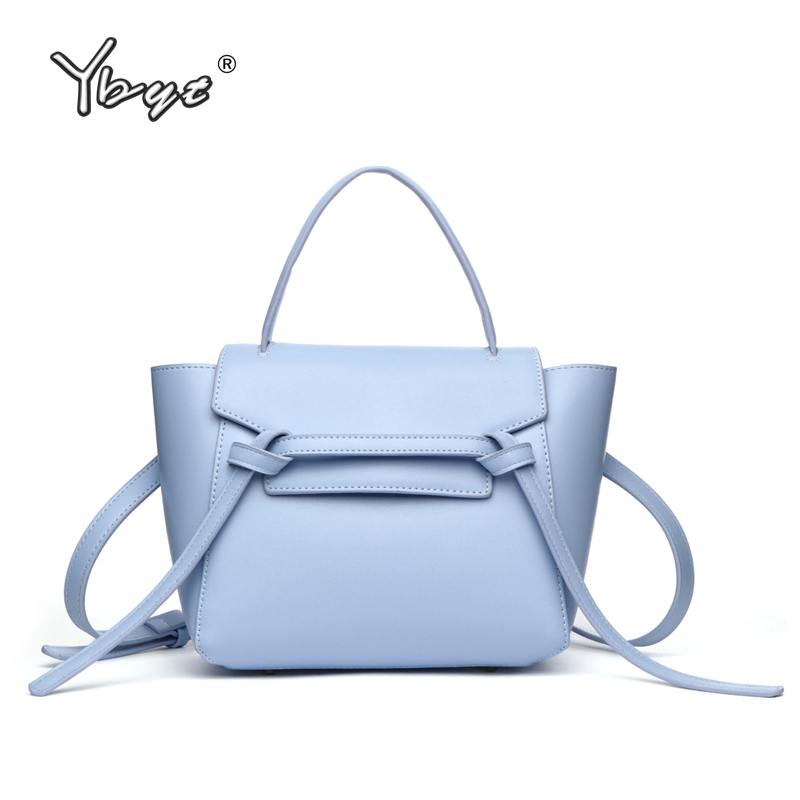 YBYT Brand 2018 New Shelves Bat Bag Ladies Fashion Handbags Women Totes Shopping Packet Female Shoulder Messenger Crossbody Bags
