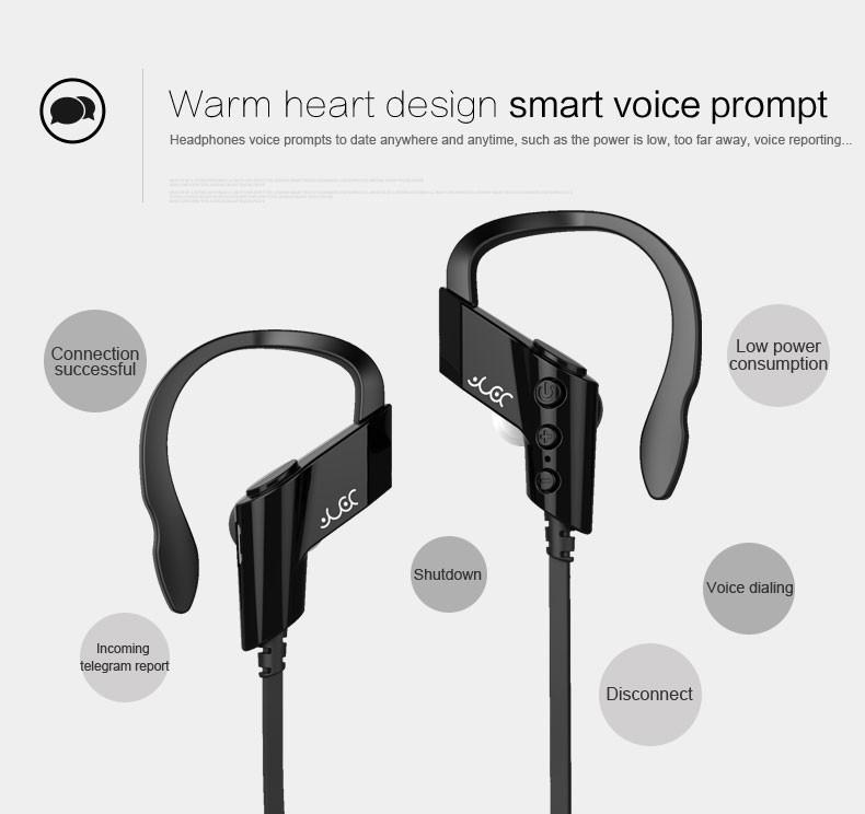 устойчивое спортом бег по Bluetooth 4.1 беспроводные наушники оригинал юэр с-501 спорт ушной крючок наушники ксо 4.1 стерео гарнитуру