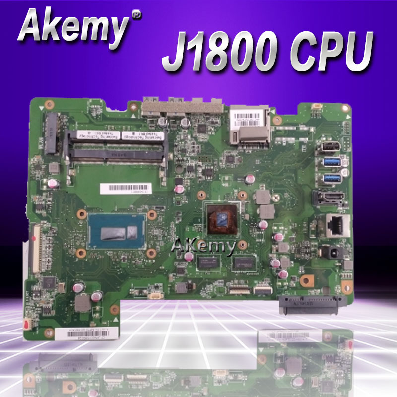 For ASUS ET2032I ET2032 ET203 all in one  Mianboard motherboard  SR1UU J1800 N16S GM S A2 GT930M 2GB video card REV 1.2-in Motherboards from Computer & Office    1