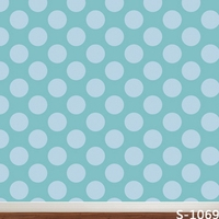 5*6.5ft Light Blue Spot Vinyl Backdrops for Photography Newborn Photo Background Wood Floor Custom Made Kids Photos Props