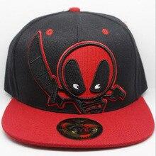 charm Marvel ผ้าใบเบสบอลหมวกหมวก Comics