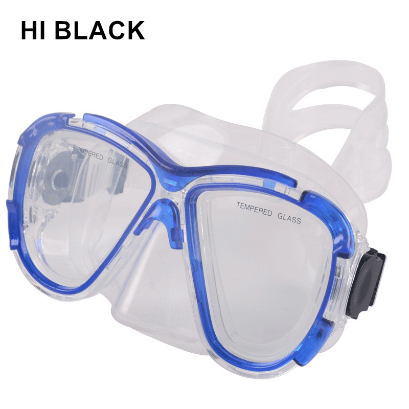 Diopter Snorkeling Mask Myopia Diving Masks With Prescription Lens(Nearsight 0-9.0), Corrective Scuba Mask For Sports Camera