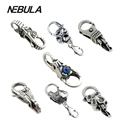Genuine 925 Sterling Silver Charms Silver Lobster clasp Locks Beads Charms Fit Troll Bracelet Jewelry Animals