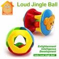 Minitudou Обучающие Детские Toys Fun Немного Громко Jingle Ball Развивать Интеллект Обучение Схватив Способность Игрушка Для Малышей Toys