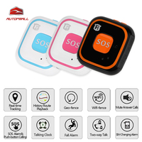 Kids GPS Tracker Child Mini GPS Locator Personal Real Time Tracking RF V28 WIFI GPS LBS AGPS Tracking Two Way Calls Fall Alarm