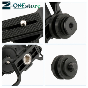 Image 2 - BOYA BY C10 Microphone Shock mount for Zoom H4n/H5/H6 for Sony Tascam DR 40 DR 05 Recorders Microfone Shockmount Olympus Tascam