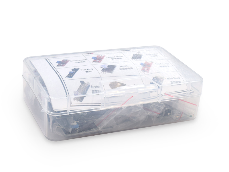 Ultimate 37 in 1 Sensor Module Kit for & Raspberry Pi with the box kitlee40100quar4210 value kit survivor tyvek expansion mailer quar4210 and lee ultimate stamp dispenser lee40100