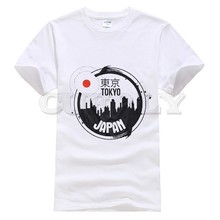 2019 new T-shirt Short sleeve  Tokyo Ghoul Japan Anime Cartoon comics Summer dress men tee Cotton Funny t shirt custom made
