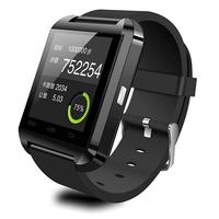 ZIMINGU Bluetooth Smart Watch U8 WristWatch Digital Sport Watches For IOS Android Samsung Phone Wearable Devices