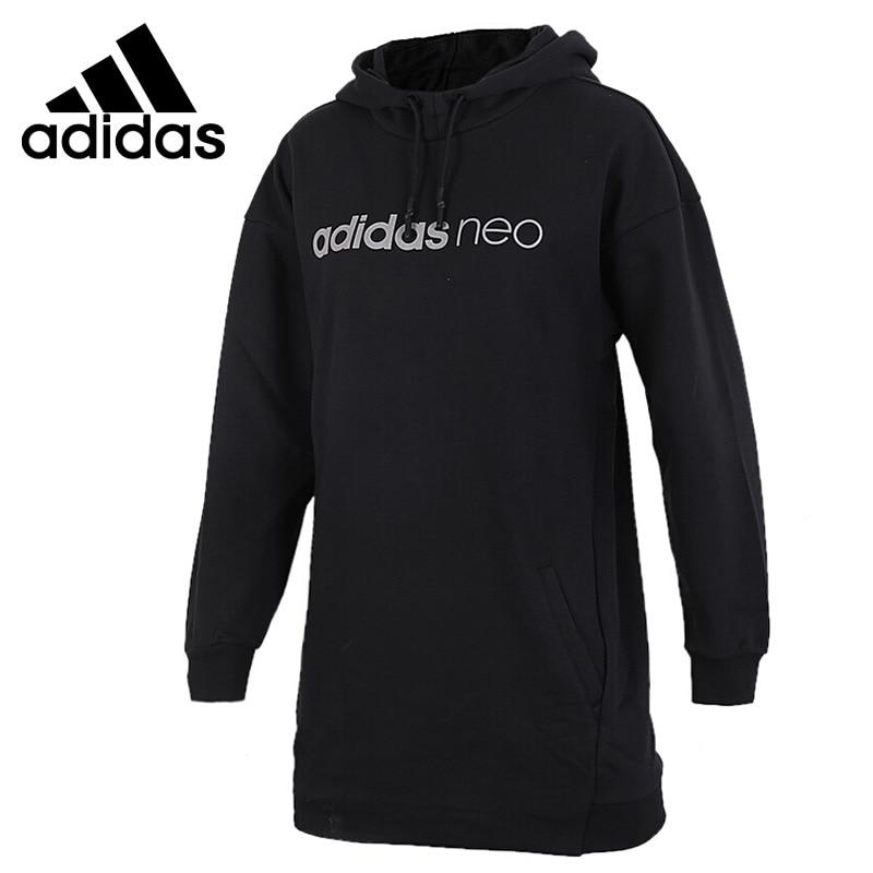 Nuovo Arrivo originale 2018 Adidas Neo Etichetta W LGNTD HDY delle Donne Pullover Felpe SportswearNuovo Arrivo originale 2018 Adidas Neo Etichetta W LGNTD HDY delle Donne Pullover Felpe Sportswear