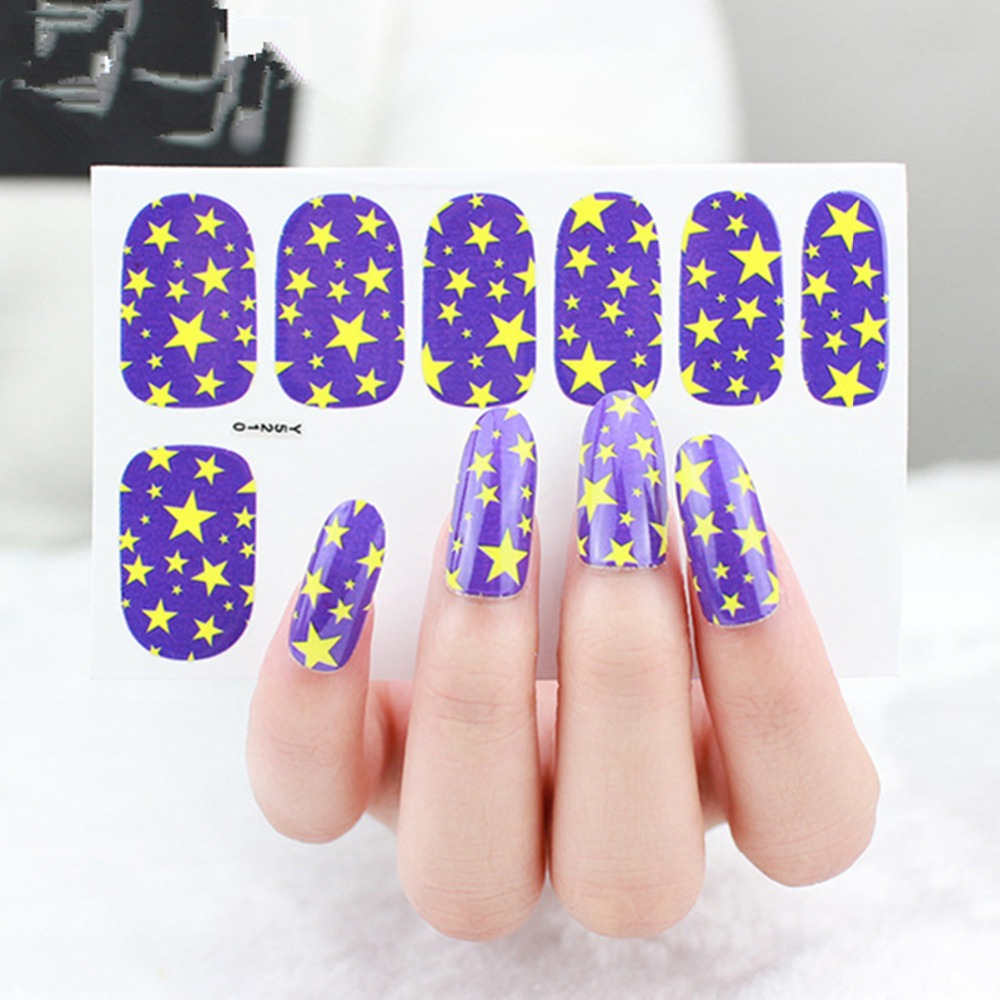 5pcs 3d nails stickers colorful glitter star self adhesive nail 5pcs 3d nails stickers colorful glitter star self adhesive nail art designs transfer decals cartoon star dot nail wraps sticker in stickers decals from prinsesfo Gallery