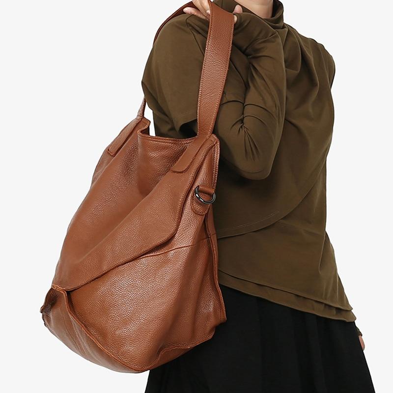 Echtem Schulter Schwarzes Handtaschen Handtasche Sommer Verkäufe Taschen Leder brown Neue 2019 Heiße Umhängetasche Echt Frauen Damen Kuh zwx5RnHZ