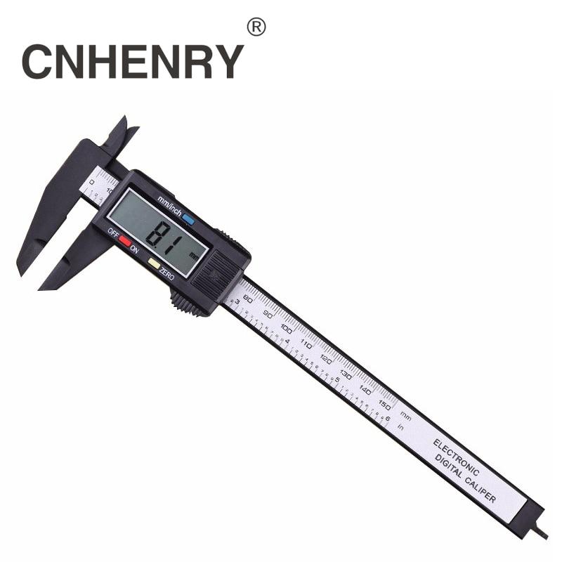 0-150 mm-es 6 hüvelykes LCD elektronikus mérőkészülék - Mérőműszerek - Fénykép 2