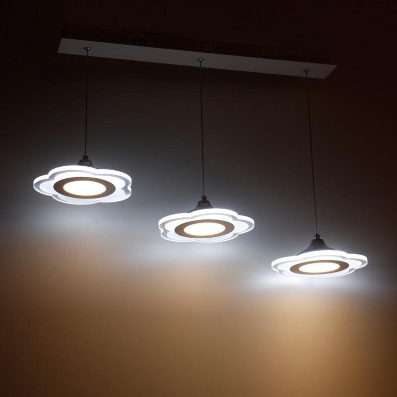 2017 new style led pandant light. Ultra-thin Acrylic Modern led Pendant lights 220V 110V 12W 32W 40W 50W Led Light