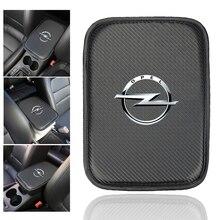 Car Console Box bracciolo Pad tappetino protettivo per OPEL Corsa Insignia Astra Antara Meriva Zafira accessori Auto