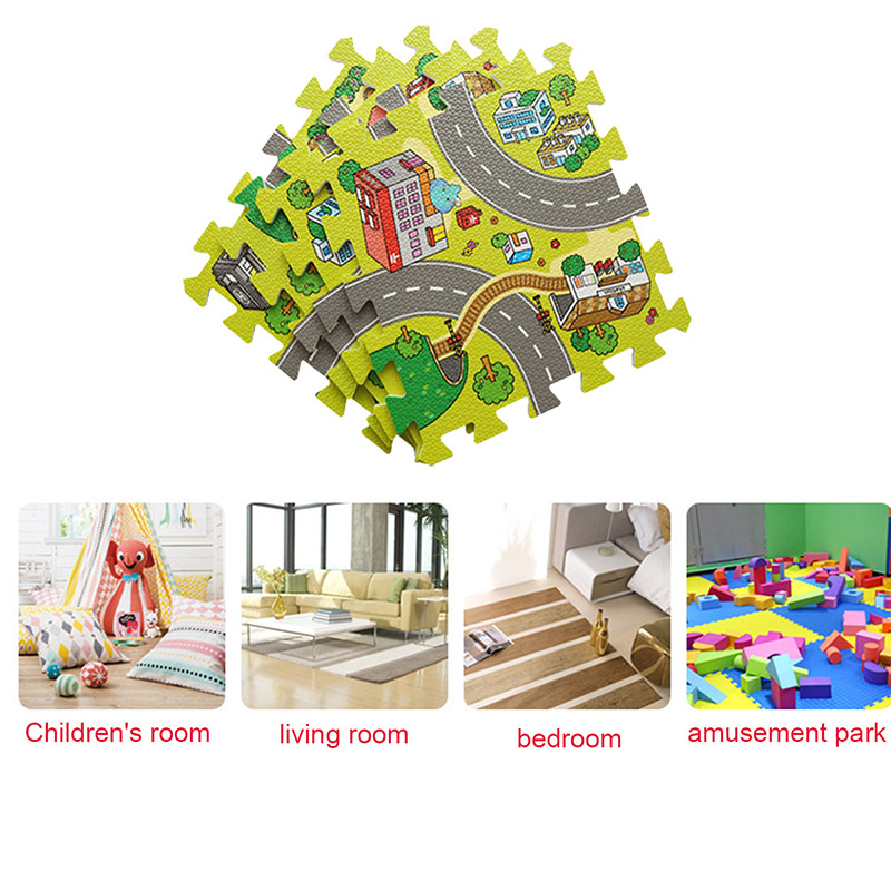 Baby-Traffic-Route-Puzzle-Play-Mat-Children-Educational-Split-Joint-EVA-Foam-Crawling-Pad-Game-Carpet-Kids-Toys-Gift-Rug-Playmat-5