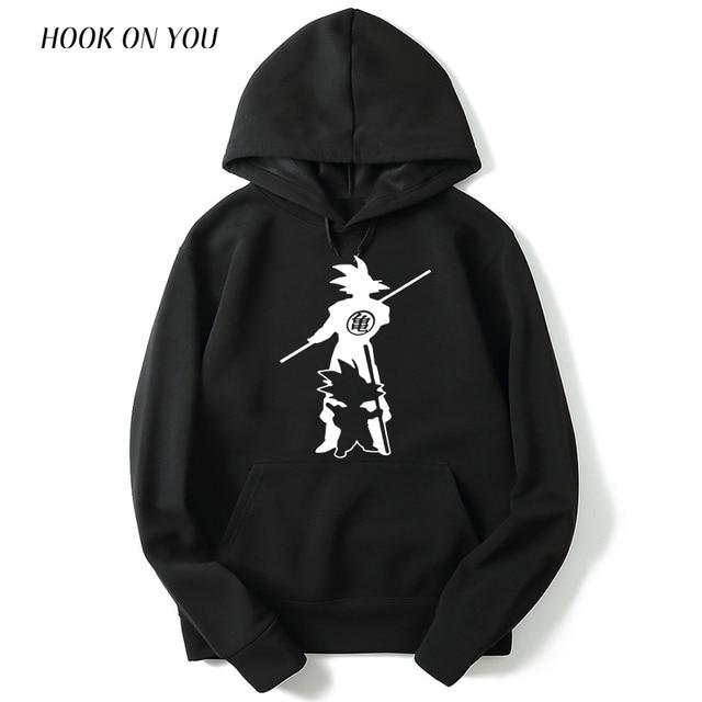 Dragon Ball Z Hoodies Son Goku Sweatshirt