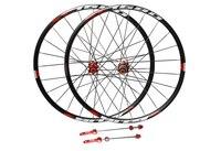 EMS shipping CROSSRIDE 24holes Milling trilateral MTB Mountain Bike Disc wheel wheelset high grade 27.5er 26er wheels GUB 1680