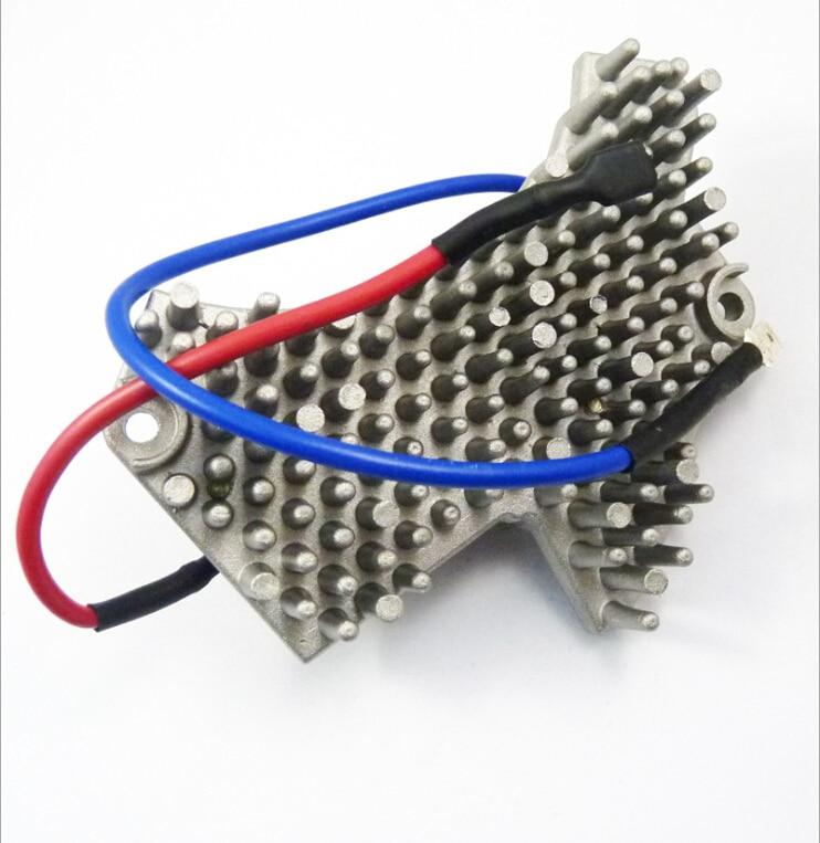 Blower Motor Resistor Cotrol Module Regulator 2108206210 for Benz blower regulator motor resistor for mercedes ben w140 s320 s500 s600 1408218351