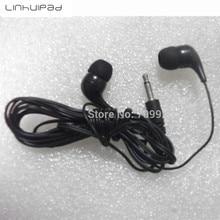 Bulk Quantity Disposable Earbuds Headphones for Gyms School 1000pcs/lot 1000pcs lot bc549c