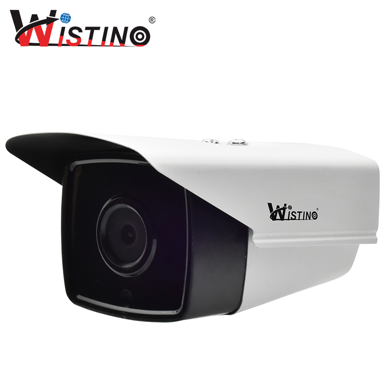 Wistino Bullet IP Camera Outdoor Metal Waterproof XMeye Surveillance Security CCTV Camera Monitor Onvif HD 720P 960P 1080P cctv camera housing metal cover case new ip66 outdoor use casing waterproof bullet for ip camera hot sale white color wistino
