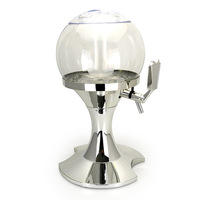 HOT 3.5L Ice Core Beer Beverage Dispenser Machine Container Pourer Bar Tool