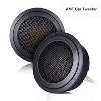1 Paar Hoge End Auto Tweeter 15 W AMT Air Motion Transformer Ruwe Speaker Tweeter Voor Auto, lint Tweeter Voor Thuisbioscoop