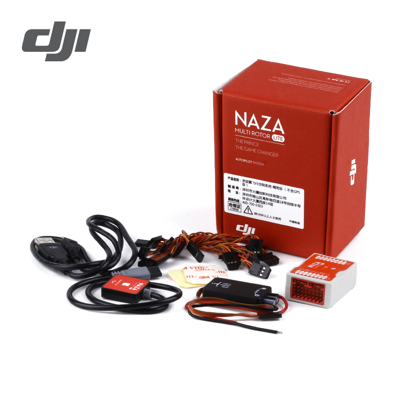 DJI Naza M Lite Flight Controller ( Excludes GPS ) Naza-M Lite Multi-rotor Control Combo for RC FPV Drone Quadcopter OriginalDJI Naza M Lite Flight Controller ( Excludes GPS ) Naza-M Lite Multi-rotor Control Combo for RC FPV Drone Quadcopter Original