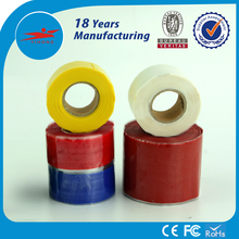 1 roll x 0.5mm x 25mm x 3m Rescue Silicone Self Fusing Tape Performance Waterproof Repair self-Bonding super tape