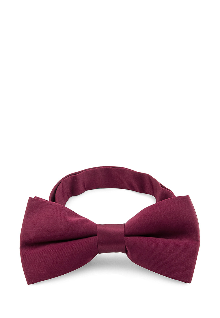 [Available from 10.11] Bow tie male CASINO Casino-poly-Bordeaux rea. 6.69 Wine Red stylish water ripple pattern 6cm width wine red tie for men