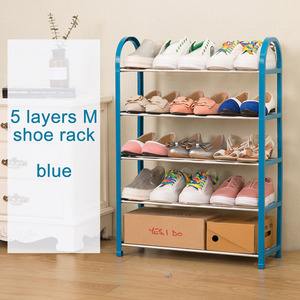 Image 4 - โมเดิร์นแฟชั่นรองเท้า Organizer รองเท้าตู้รองเท้าตู้เสื้อผ้าประกอบพับเฟอร์นิเจอร์อเนกประสงค์รองเท้า Rack